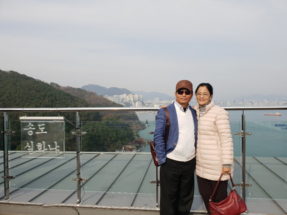 주한 미얀마 대사 부부 방문