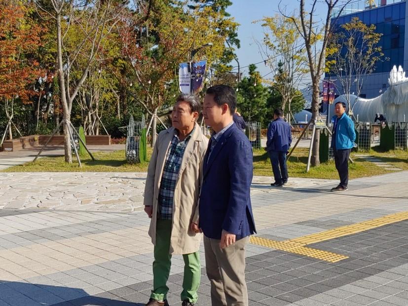 MBC 테마여행길 촬영
